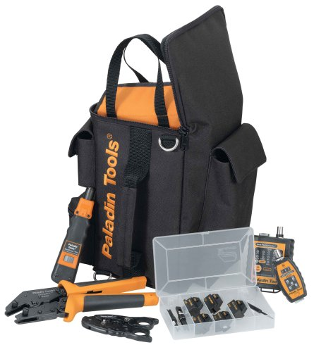 Greenlee 4934 Ultimate DataReady Pro Kit with Ultimate Tool Bag