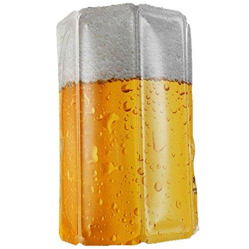 Vacu Vin Rapid Ice Beer Chiller, set of two