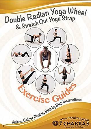 Yoga Wheel Exercise Guide- Using a Double Radian Yoga Wheels ...