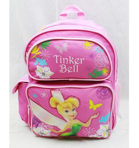 Medium Backpack - Disney - Tinker Bell - Pink