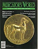 img - for MERCATOR'S WORLD, The Magazine of Maps, Atlases, Globes, and Charts, Volume 2, Number 3, May / June 1997; includes studies of African explorer Mary Kingsley; Abraham Ortelius; Carthaginian map coins book / textbook / text book