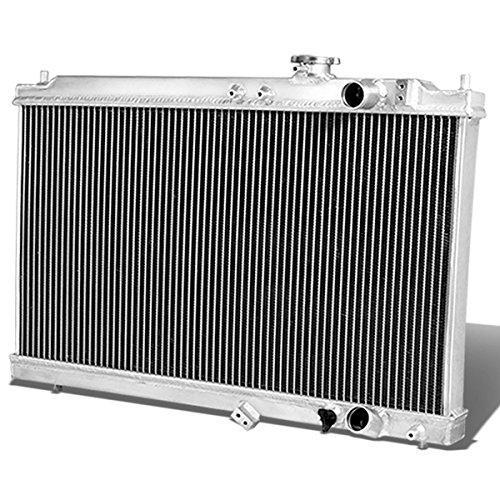 Acura Integra Full Aluminum 2-Row Racing Radiator (Manual Transmission) DC2 Acura Integra 1.8l T Type