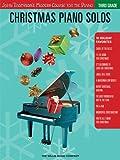 Christmas Piano Solos - Third Grade, Glenda Austin, 1423456912