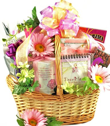 Mom, You Are a Blessing - Christian Mothers Day Gift Basket by Gifts to Impress
