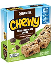 Chewygranola Bar Chocolate Chunk, 24g (Pack of 8)