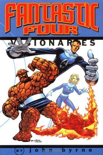 Fantastic Four Visionaries John Byrne product image