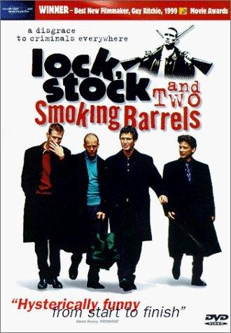2 Smoking Barrels (Lock, Stock & Two Smoking Barrels (Widescreen Edition) by Universal Studios)