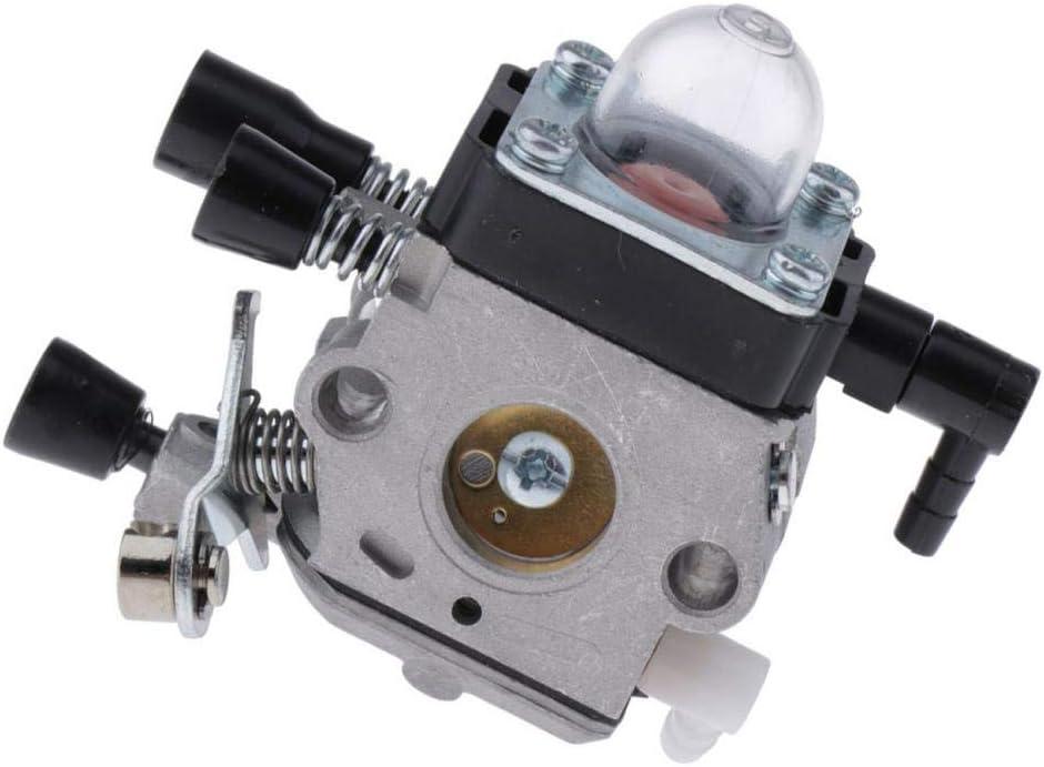 AISEN Vergaser Luftfilter f/ür STIHL FS38 FS45 FS46 FS55 FS55R FS55T FS55RC FS74 FS75 HL45 HL75 HS70 HS74
