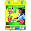 Crayola, Color Wonder Mess-Free Coloring, Stow & Go Studio, Art Tools, Activity Book and Markers, Storage Case, Great for Travel