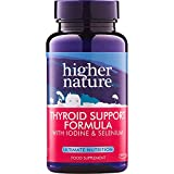 Higher Nature Thyroid Support Formula 60 capsule