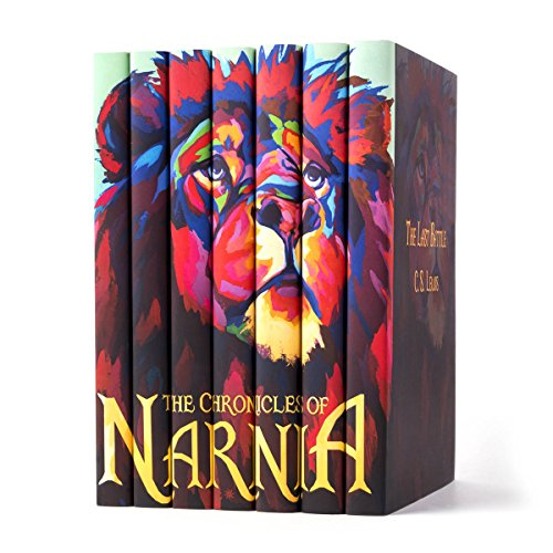The Chronicles of Narnia Book Set by Juniper Books