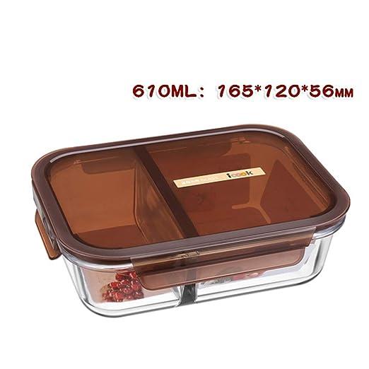 Yvonnelee Lunch Box - Fiambreras/ - Recipiente hermético de ...