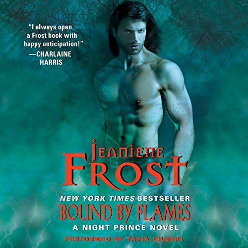 Bound by Flames: Night Prince, Book 3 Audiobook [Free Download by Trial] thumbnail