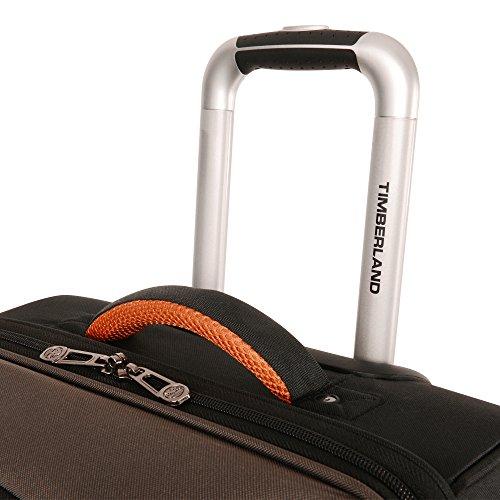 Timberland 26' Wheeled Duffle Luggage Bag, Cocoa