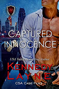 Captured Innocence (CSA Case Files Book 1) by [Layne, Kennedy]