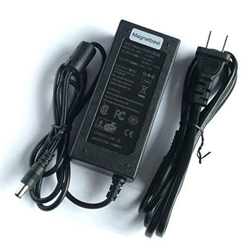 19V 3A Power Supply Charger for Harman/kardon Aura Studio 1 2 Bluetooth Speaker AC DC Cable Cord Adapter (with AC Cable)