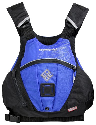 Stohlquist Edge Life Jacket, Royal Blue, XX-Large -  523397