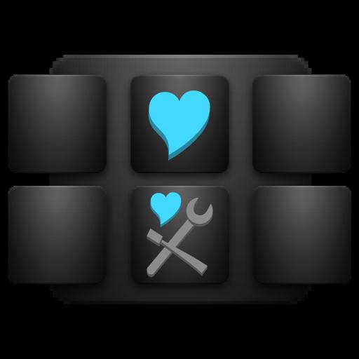 Swipe Settings Tool Control