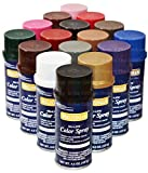 vinyl dye spray - Meltonian Nu-life Color Spray Leather Plastic Vinyl Paint/dye 4.5 Oz #607 Green (Brillo)