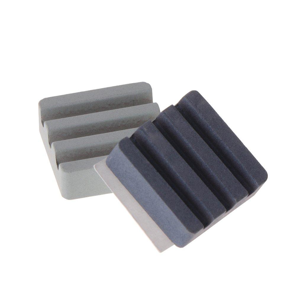 Shaoge 2PCS Silicon Carbide Ceramic Heat Sinks CPU Cooling dissipador Pi4