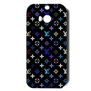 Fashionable Louis And Vuitton Phone Case Cover For Htc One M8 LV Stylish
