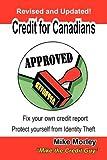 Credit for Canadians, Michel Morley, 0978393902