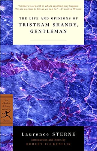 Image result for the life and opinions of tristram shandy, gentleman book cover purple