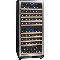 La Sommelière - Cave à vin de vieillissement - TR2V121 - 166 bouteilles – Double zone de température