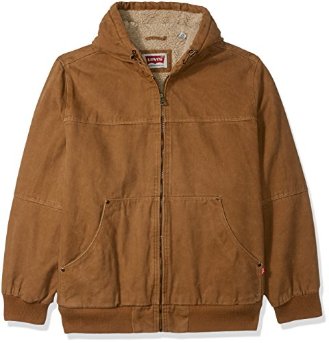 Levis Cotton Canvas Workwear Bomber