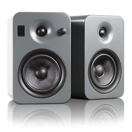 Kanto YUMI Premium Powered Bookshelf Speakers with Wireless