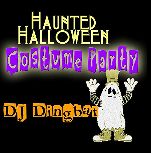 Haunted Halloween Costume Party -