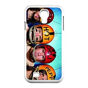 SamSung Galaxy S4 9500 phone cases White RHCP Red Hot Chilli Peppers£¨RHCP) cell phone cases Beautiful gifts LAYS9811836