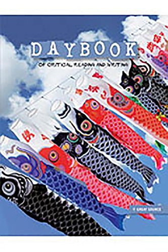 Daybook of Critical Reading and Writing: Teacher's Edition Grade 4 Language Arts 2008