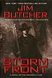 Book cover from Storm Front (The Dresden Files, Book 1) by Jim Butcher