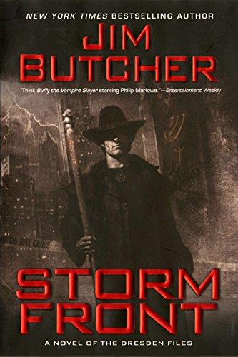 Urban Jacket Traveler (Storm Front (The Dresden Files, Book 1))