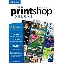 Encore Software The Print Shop Deluxe 3.5