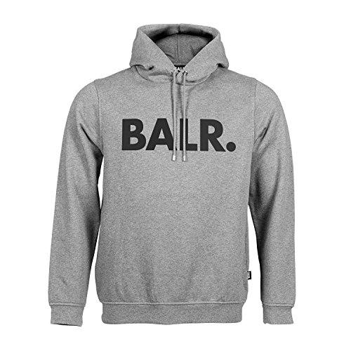 BALR Brand Hoodie Grey XL by BALR