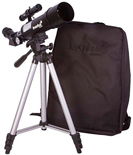 Levenhuk Skyline Travel 50 Refractor Telescope with Backpack