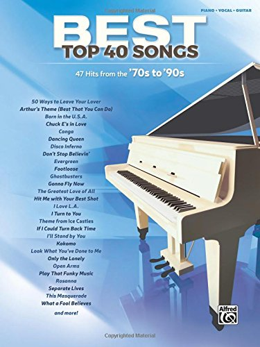 Best Top 40 Songs, '70s to '90s:...