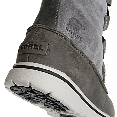 Mid Sorel Cozy Joan Boots Quarry wqREqO
