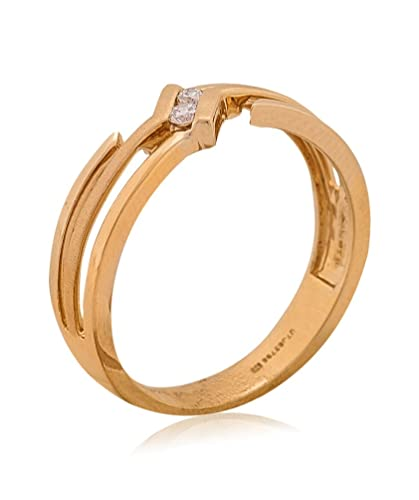 Buy Senco Gold Dia 24x7 Collection 14k Yellow Gold and Diamond