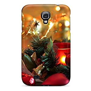Case Cover Protector For Galaxy S4 Holiday Christmas Case
