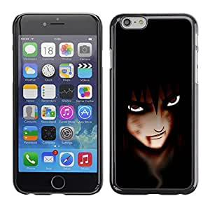 Impact Case Cover with Art Pattern Designs FOR iPhone 6 Anime Vampire Eyes Betty shop