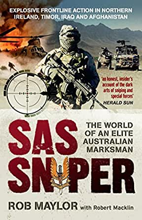 Image result for sas sniper book