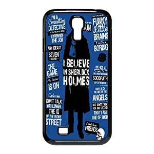 Samsung Galaxy S4 I9500 Phone Case Sherlock F5H7284 by mcsharks