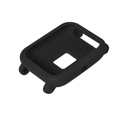 Amazon.com: Funda protectora de silicona para Huawei Amazfit ...