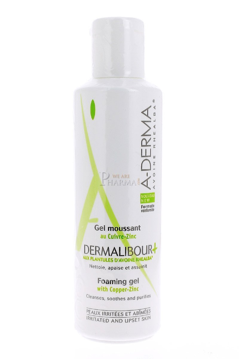 Aderma-Dermalibour+Gel 250Ml