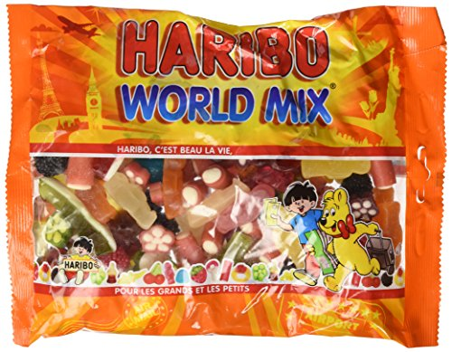 Haribo World Mix from France 500 grams