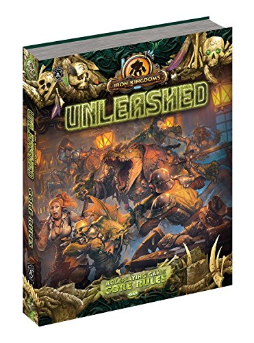 Iron Noble - Iron Kingdoms PIP407 Unleashed Roleplaying Game Core Rules