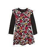 Catimini Printed Dress + T-Shirt (7Y)